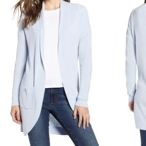 BP. Light blue cardigan, size small